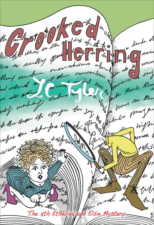 Crooked Herring (The Ethelred and Elsie Mysteries #5)