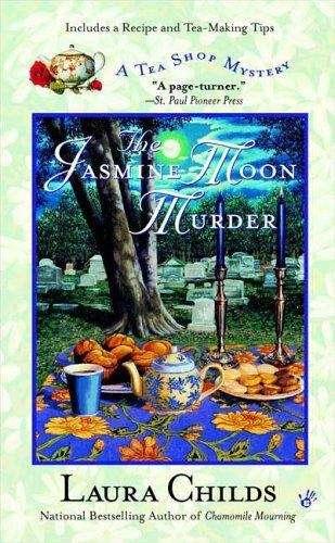 The Jasmine Moon Murder (Tea Shop Mystery #5)