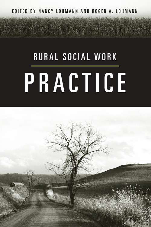 Rural Social Work Practice: Oxford Bibliographies Online Research Guide