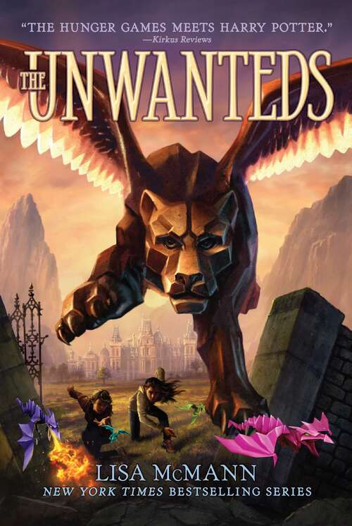 Collection sample book cover The Unwanteds (The Unwanteds #1) by Lisa McMann