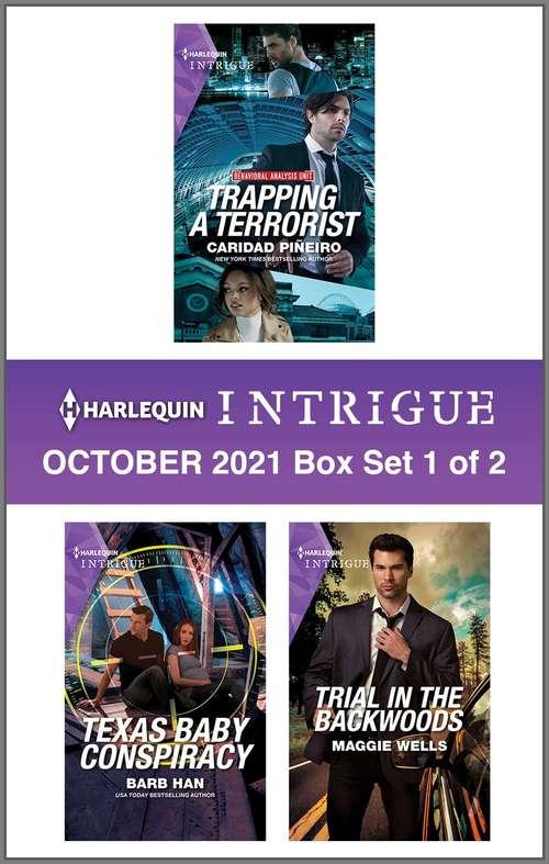 Harlequin Intrigue October 2021 - Box Set 1 of 2