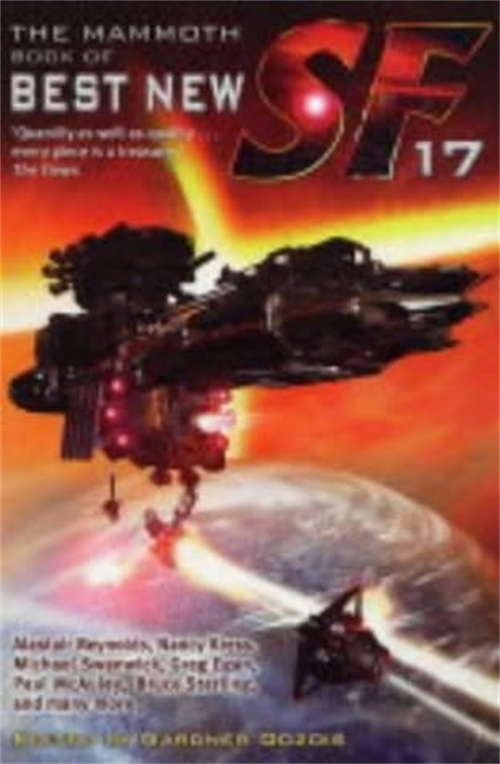 The Mammoth Book of Best New SF 17 (Mammoth Books #237)