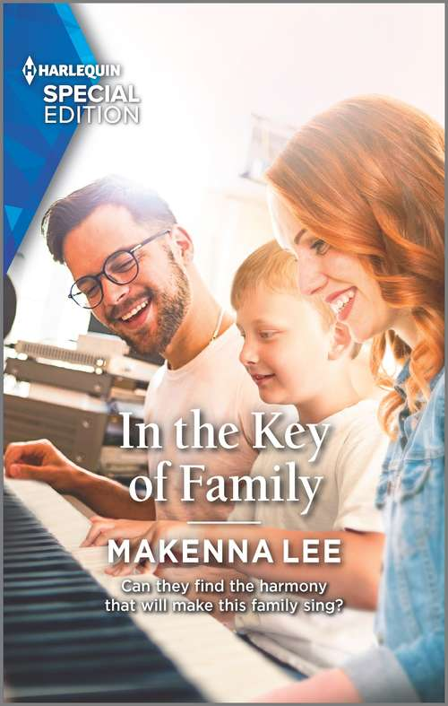 In the Key of Family (Home to Oak Hollow #2)