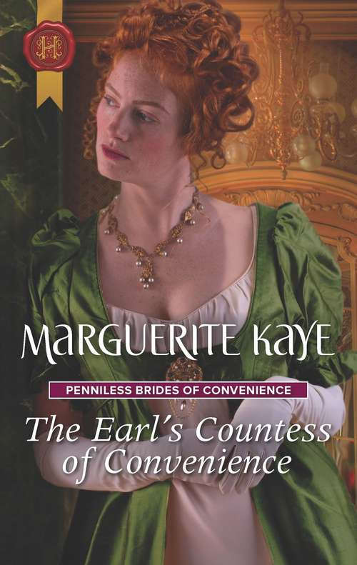 The Earl's Countess of Convenience: Penniless Brides Of Convenience (Penniless Brides of Convenience #1)