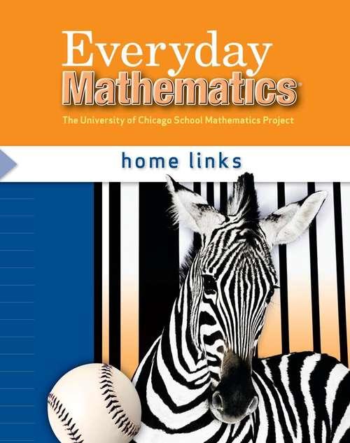 Everyday Mathematics: Home Links (Grade 3 )