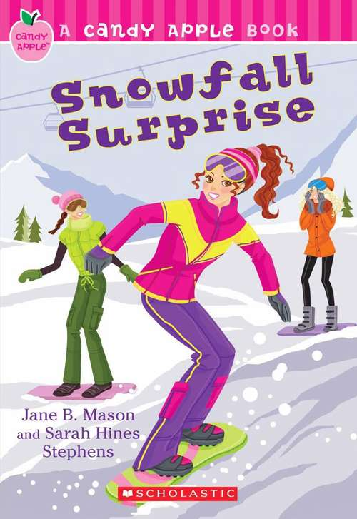 Snowfall Surprise (Candy Apple Book #21)