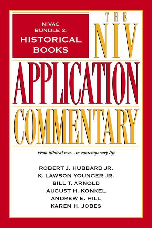 NIVAC Bundle 2: Historical Books