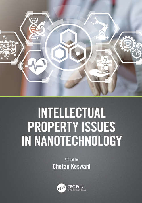 Intellectual Property Issues in Nanotechnology