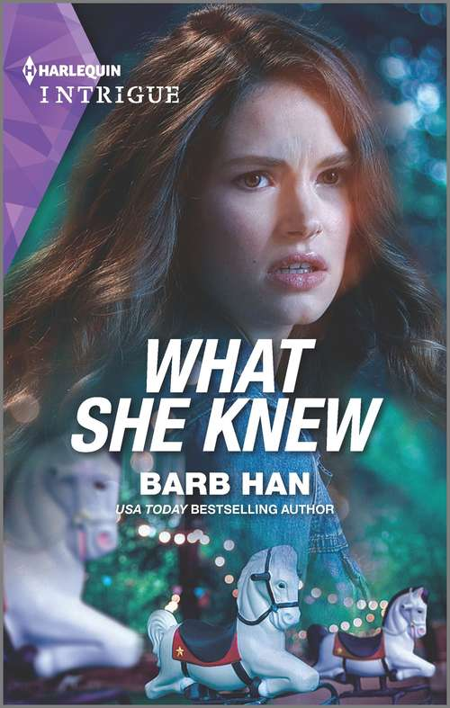 What She Knew: What She Knew (rushing Creek Crime Spree) / Backcountry Escape (a Badlands Cops Novel) (Rushing Creek Crime Spree #5)