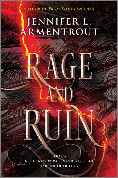 Rage and Ruin (The Harbinger Series #2)