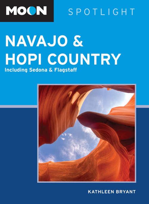 Moon Spotlight Navajo & Hopi Country