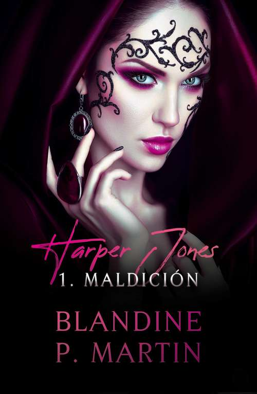 Harper Jones - 1. Maldición (Harper Jones #1)