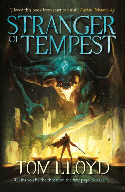 Stranger of Tempest: Book One of The God Fragments
