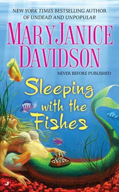 Sleeping with the Fishes (Fred the Mermaid #1)