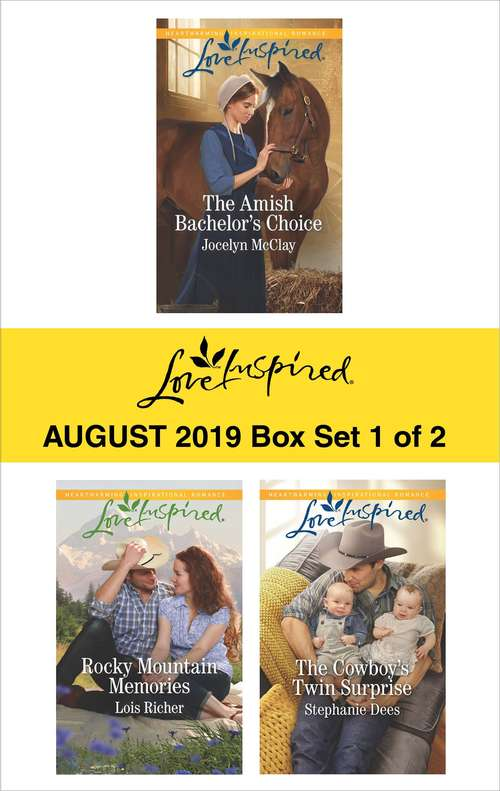Harlequin Love Inspired August 2019 - Box Set 1 of 2: An Anthology