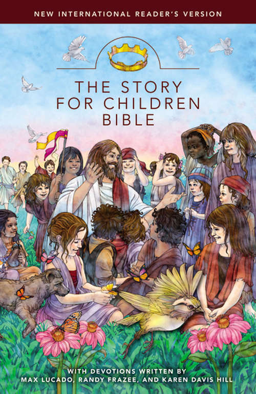 NIrV, The Story for Children Bible, eBook
