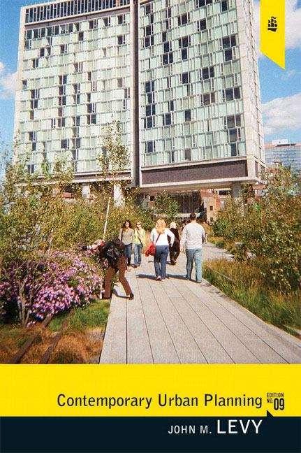 Contemporary Urban Planning (9th Edition)