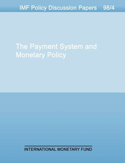 IMF Paper on Policy Analysis and Assessment