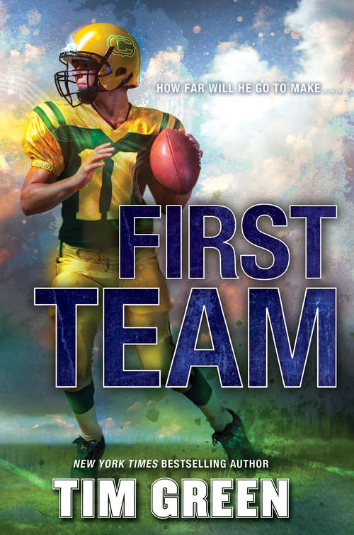 Collection sample book cover First Team by Mike Green