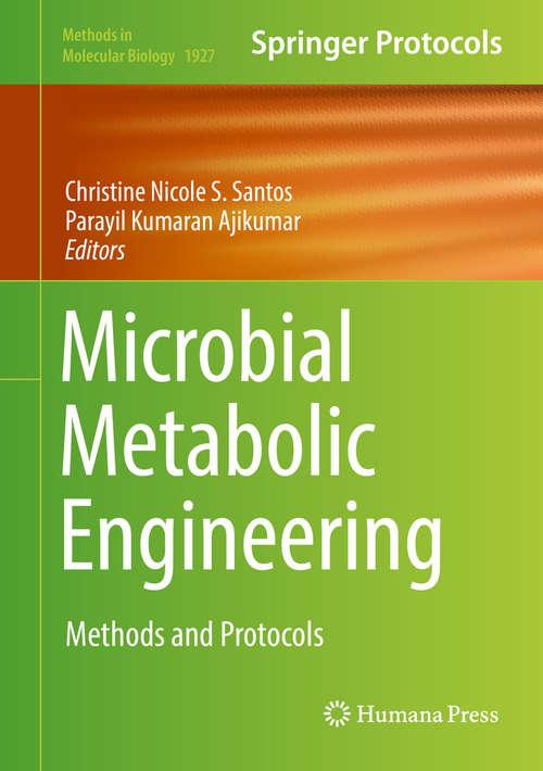 Microbial Metabolic Engineering