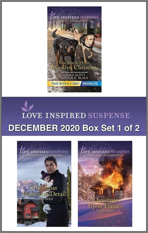 Harlequin Love Inspired Suspense December 2020 - Box Set 1 of 2