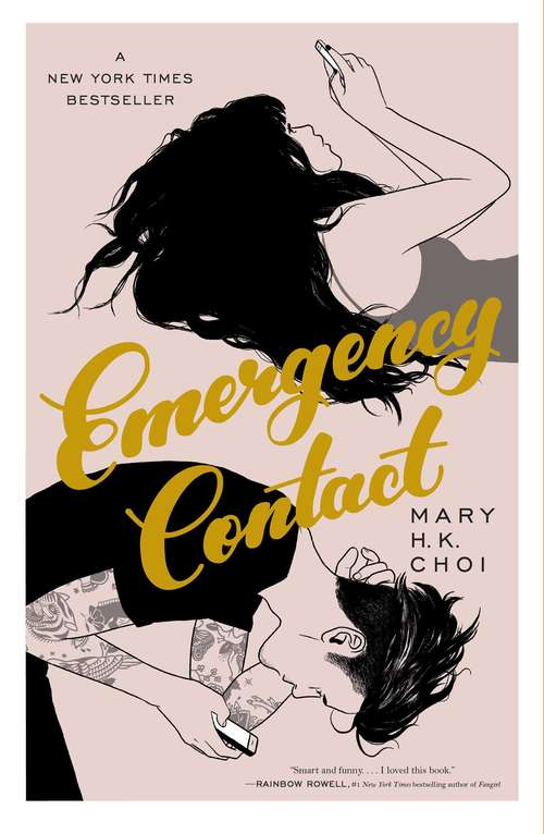 Collection sample book cover Emergency Contact