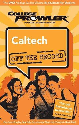 Caltech (College Prowler)