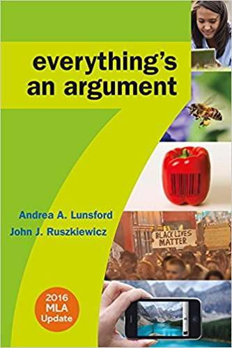 Everything's an Argument (7th Edition)