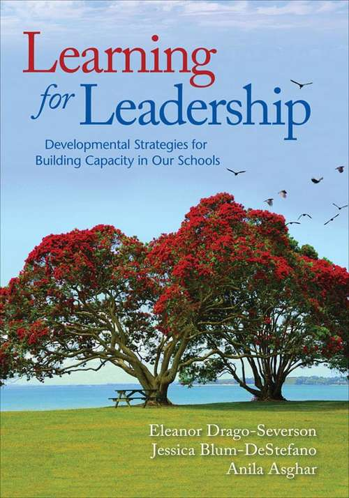 Learning for Leadership: Developmental Strategies for Building Capacity in Our Schools