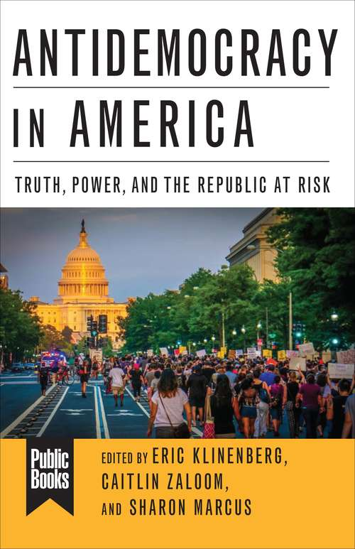 Antidemocracy in America: Truth, Power, and the Republic at Risk (Public Books Series)