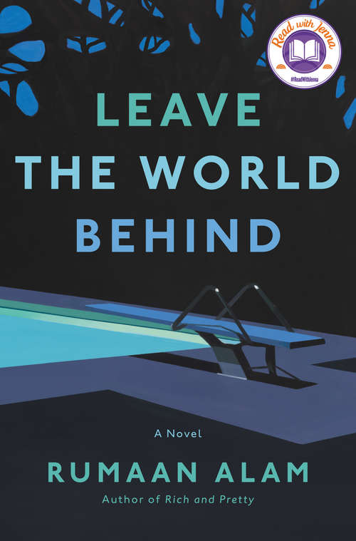 Collection sample book cover Leave the World Behind by Rumaan Alam